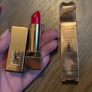 YSL Rouge Pur Couture Lipstick 1- NIB